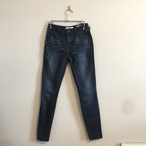 Two toned jeans size 1